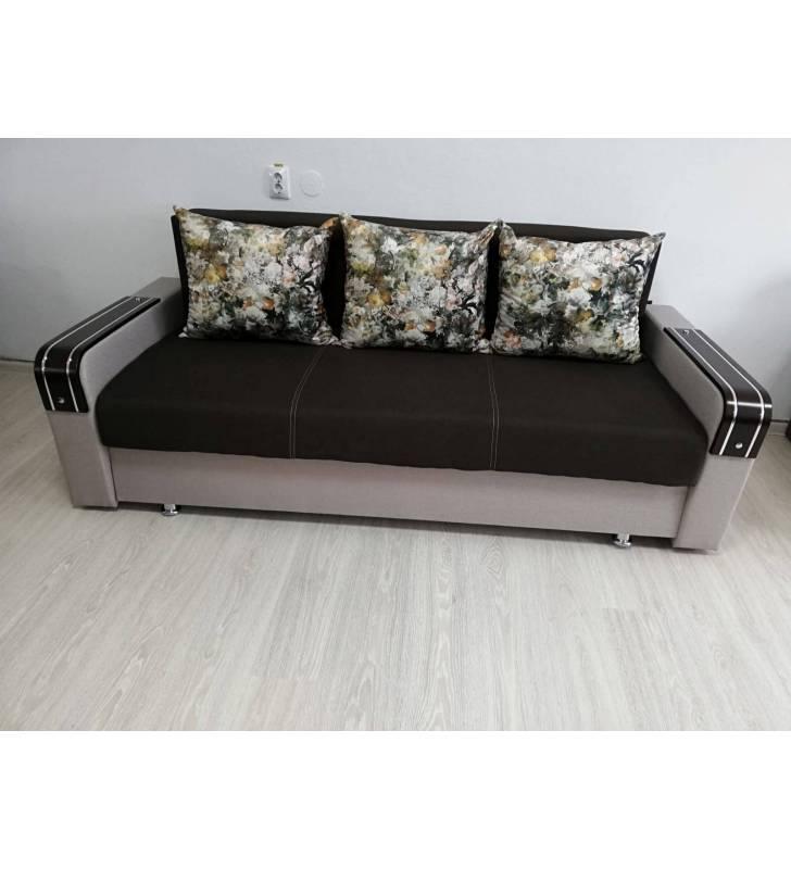 Canapea Darius brat lemn 155